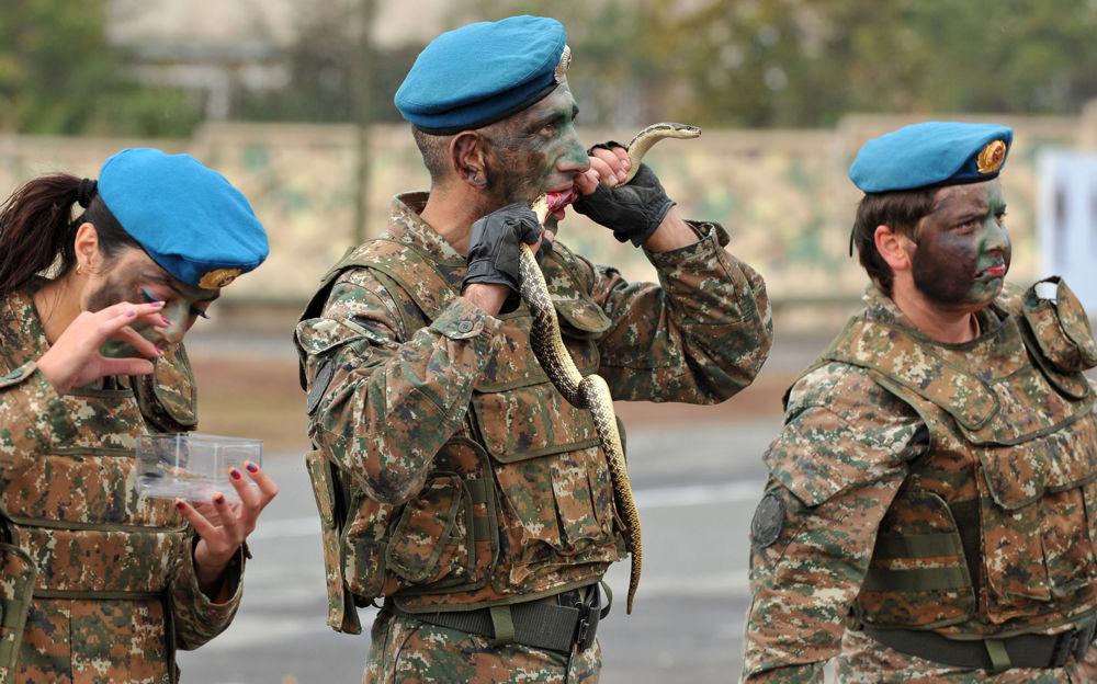 Армянский спецназ