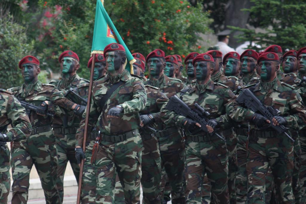 Азербайджанский спецназ