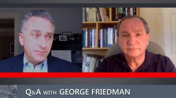 Джордж Фридман: прогноз будущего Украины