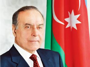 Гейдар Алиев президент Азейбарджана