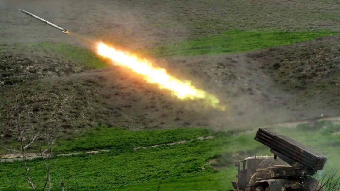Нагорный карабах странная война на Кавказе
