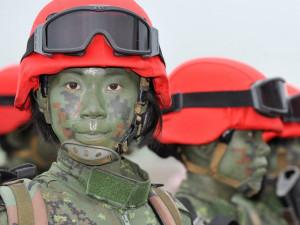 Тайваньская армия серьезная боевая единица