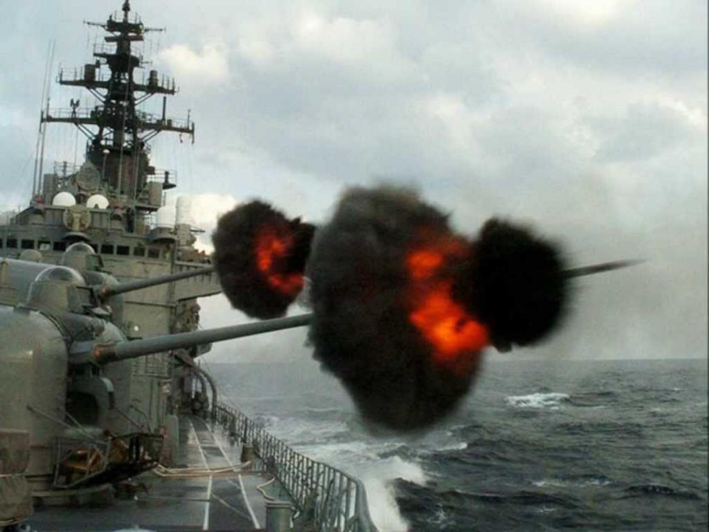 Японский флот является одним из самых сильных в мире