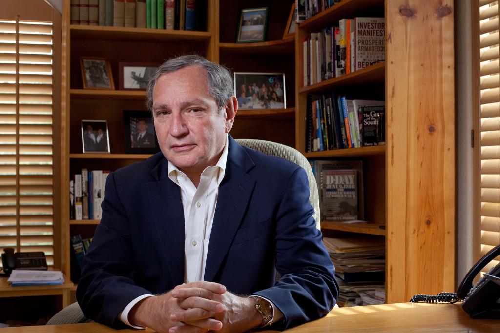 George Friedman bio