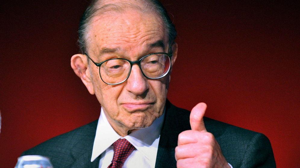 Алан Гринспэн