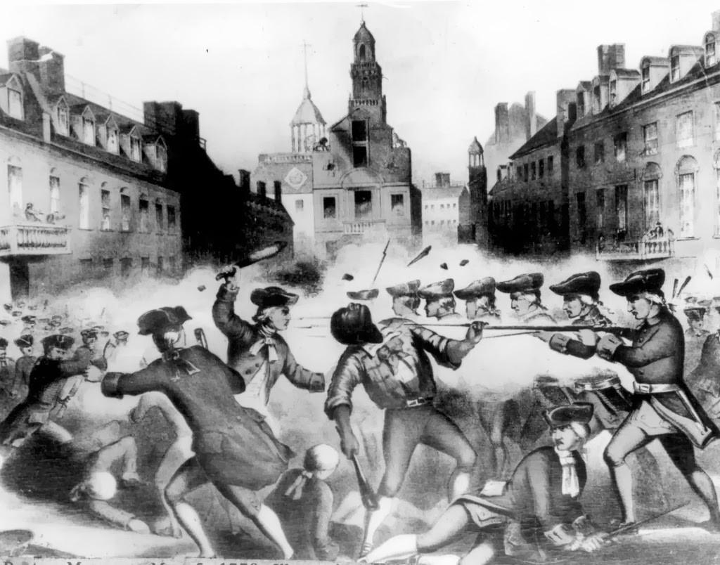 Бостонская бойня