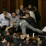 О политической промышленности Украины