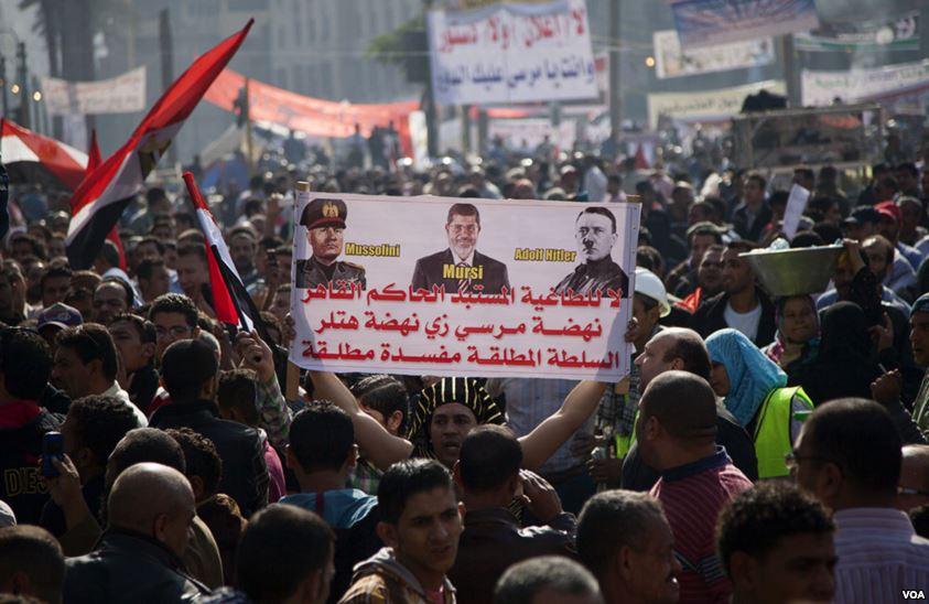 протест на площади Тахрир