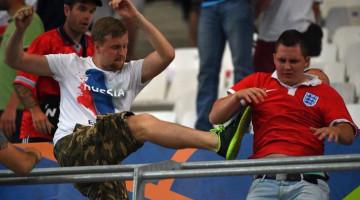 Русские болелщики Евро 2016