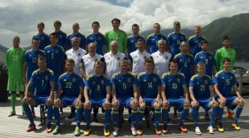 украинская сборная евро-2016
