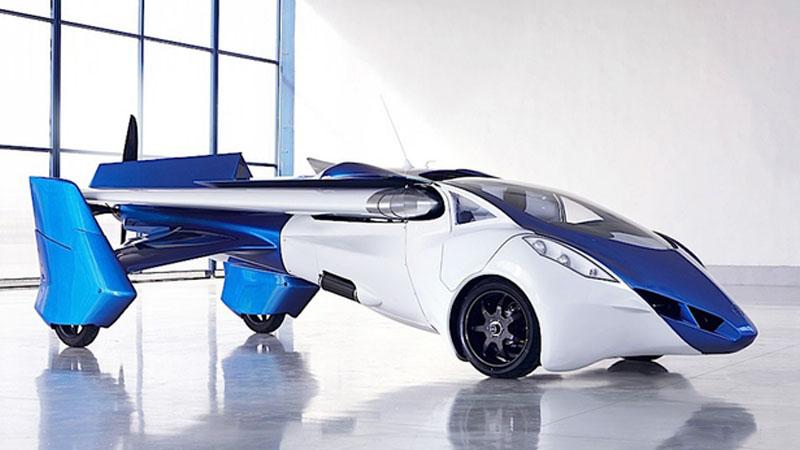 AeroMobil 3.0. - Tesla Motors