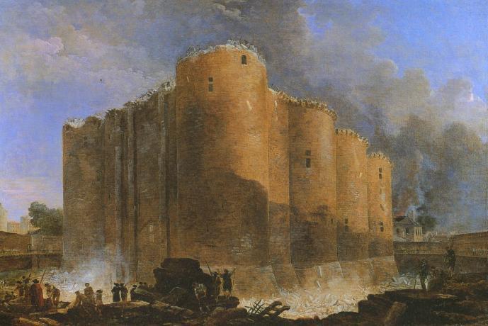 Крепость-тюрьма