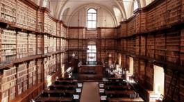 Библиотека Анжелика в Риме