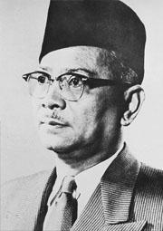 Тунку Абдул Рахман Путра аль-Хадж