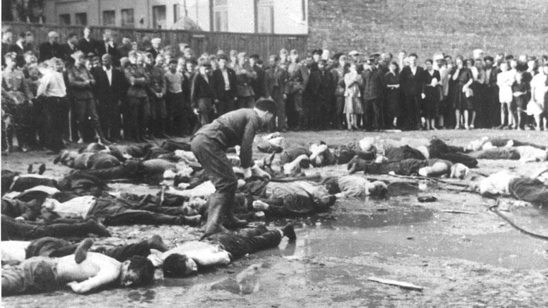 Ковно, Литва, 27 июня 1941