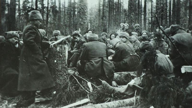 Курляндский котел: последний бой Великой Отечественной войны