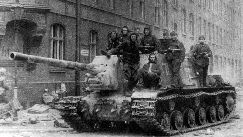 Освобождение Вильнюса. 13 июля 1944 г.