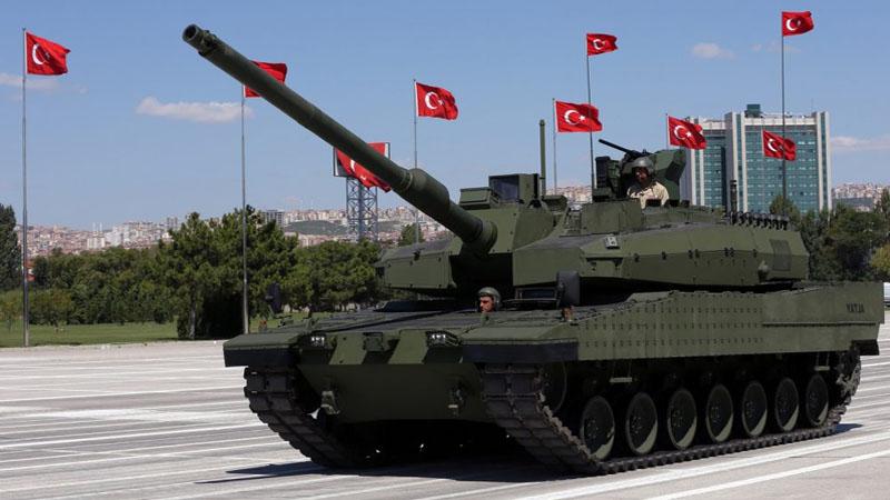 Турецкий танк «Алтай»