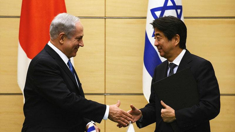 Как идут экономические дела между Израилем и Японией?