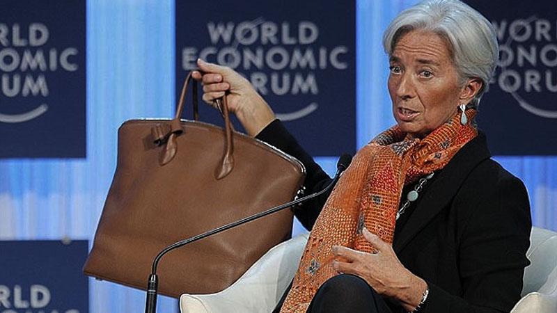 Кристин Лагард. Деньги МВФ