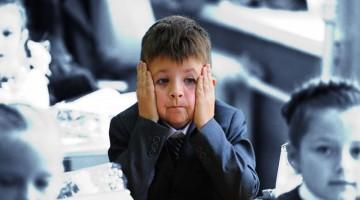 Можно ли заниматься политикой в школе, а в детском саду?
