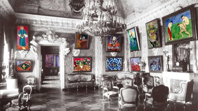 Впервые за сто лет одна из самых дорогих коллекций искусства в мире покидает Россию