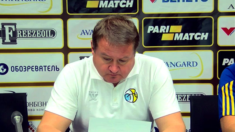 Евгений Мурзин, как и его команда, выше головы не прыгнул