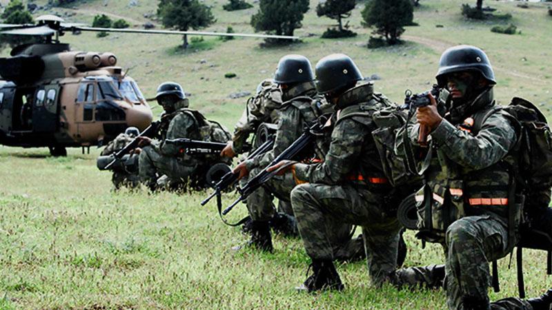 Турецкие вооруженные силы