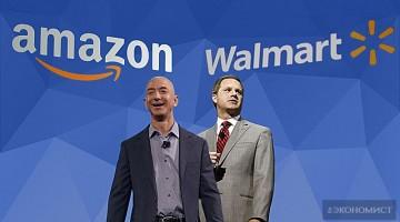 Обмен форматами - Amazon и Walmart расширяют присутствие