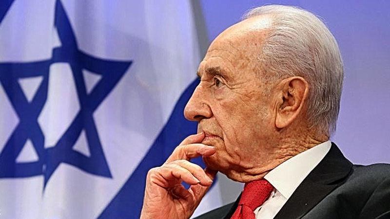 Шимон Перес. Отец-основатель государства Израиль