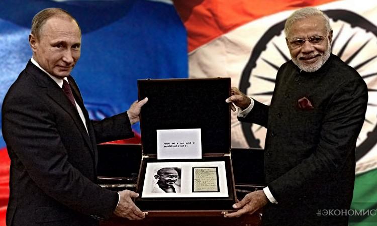 Что задумала Россия в сотрудничестве с Индией?
