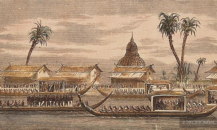 В Сиаме экзотичны даже революции. История Королевства