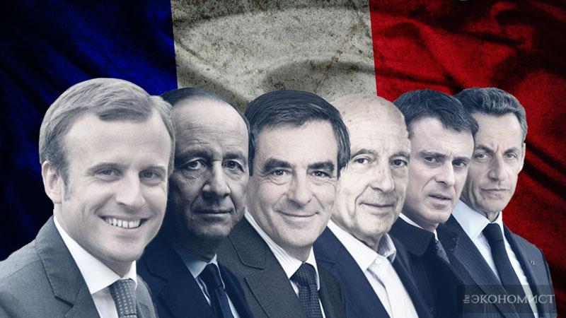 Кто готов спасти Францию? Кандидаты на пост президента