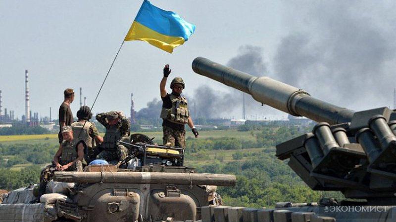 Война на Донбассе не вечна