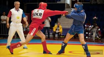 Украинские представители боевого самбо – одни из лучших в мире