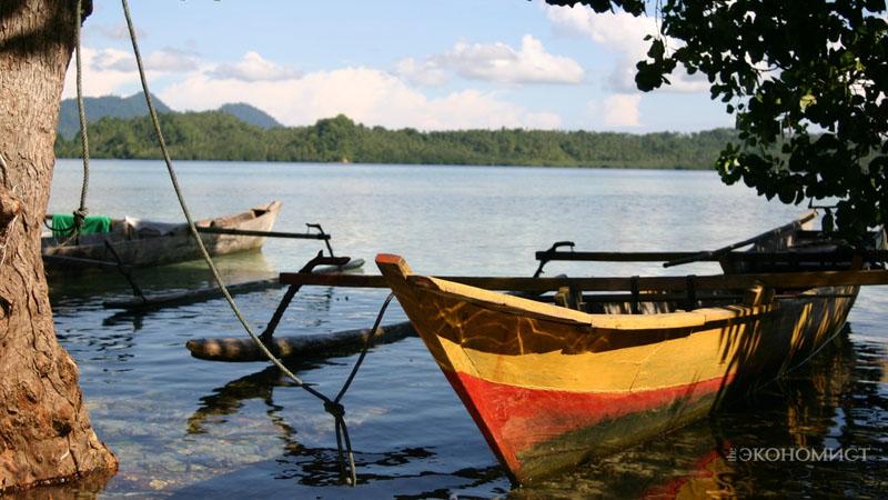 Когда книга – роскошь. Плавучая библиотека в Западном Сулавеси
