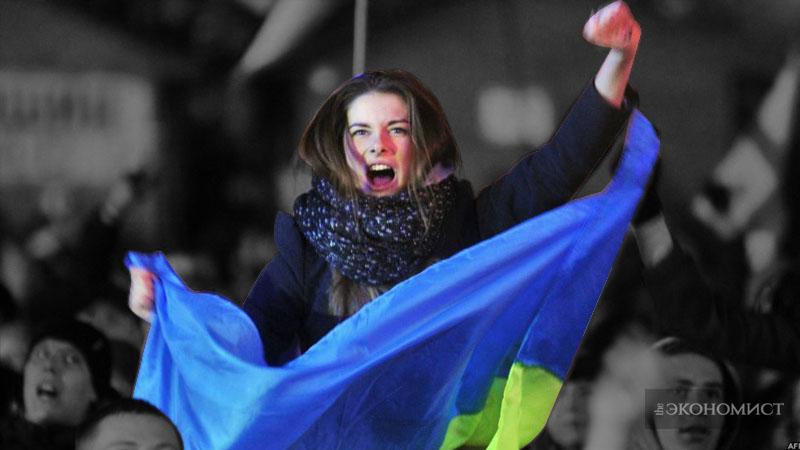 Украинский протест – кто его выражает