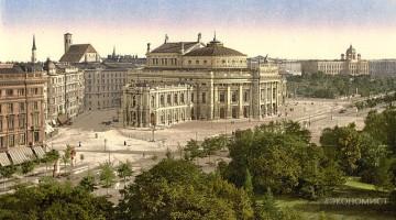 Бургтеатр в Вене