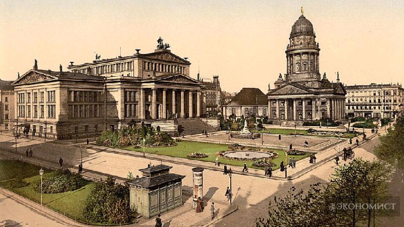 Гид по Берлину – самые популярные достопримечательности