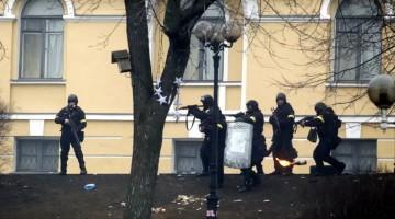 Сколько будут темнить в МВД – дело о Майдане