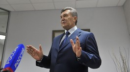 Допрос Януковича оказался не по делу о снайперах