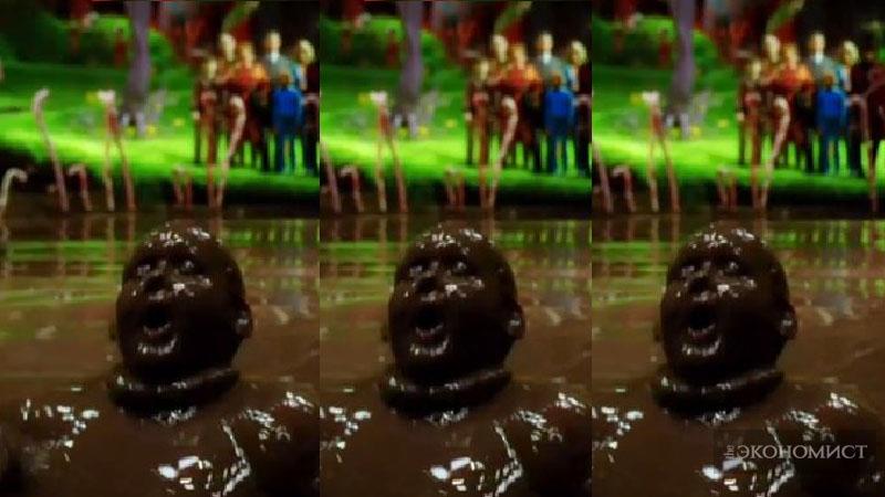 Государство и шоколадная фабрика – политика Порошенко