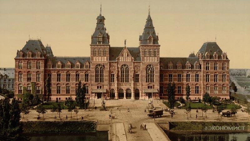 Национальный музей Нидерландов(Рейксмузеум)