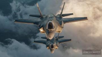 Истребитель-невидимка F-35