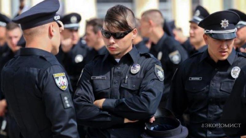 реформы национальной полиции или разрушая – строй