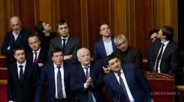 Черный юмор украинской дипломатии