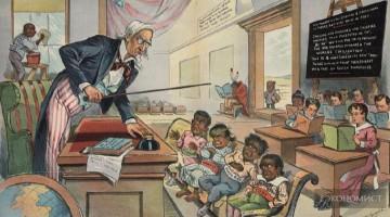 Почему белые в США богаче черных?