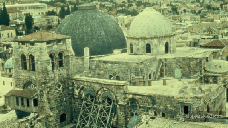 Как сберечь гробницу Иисуса