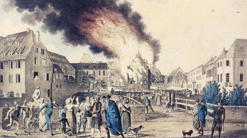 История нас не учит – революция популистов