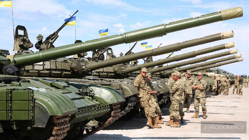 Финансовая история украинской армии